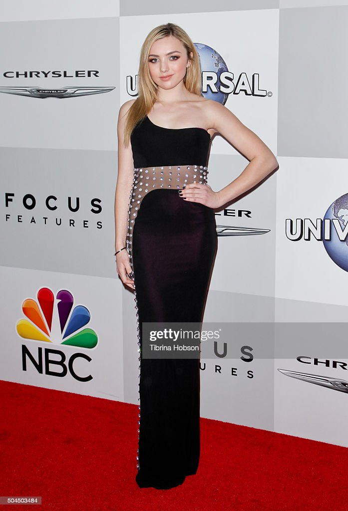 NBCUniversal's 73rd Annual Golden Globes After Party - Arrivals