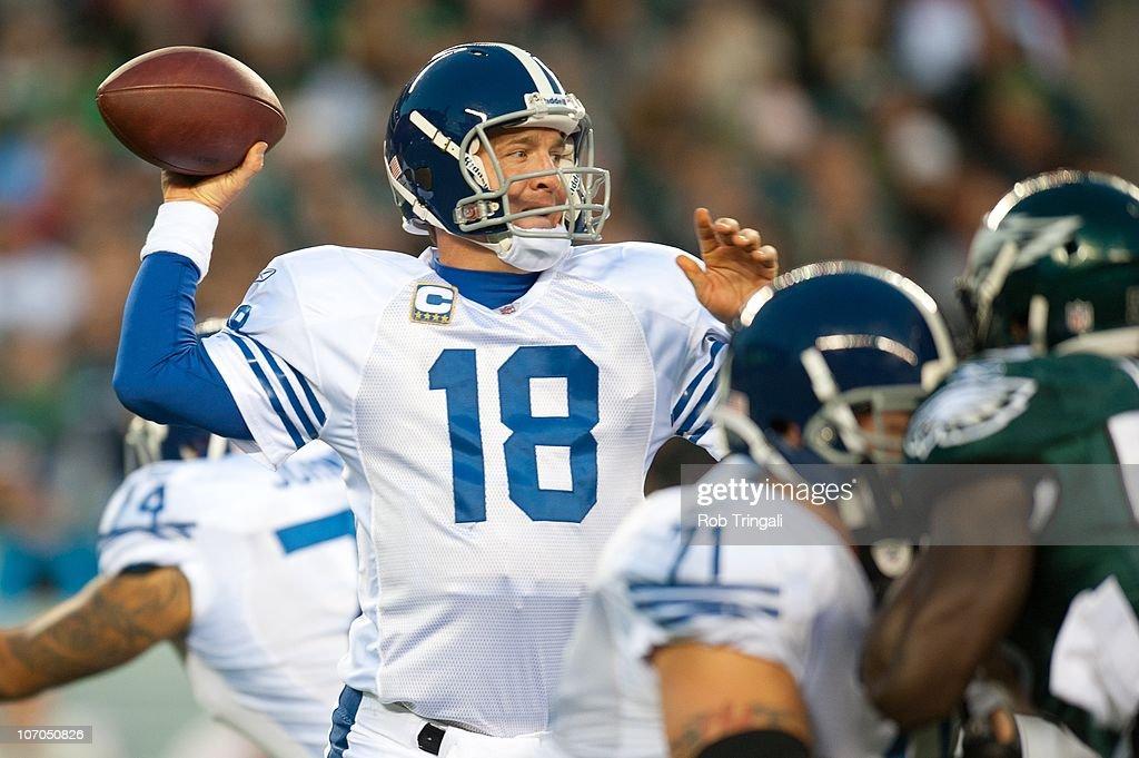 Indianapolis Colts v Philadelphia Eagles : News Photo