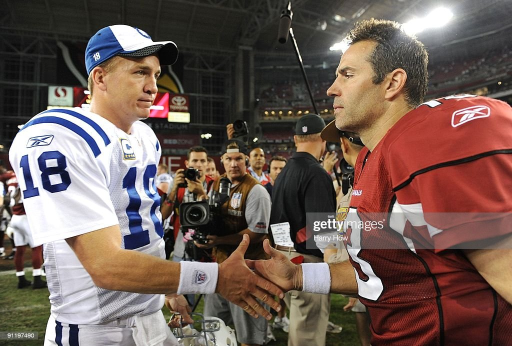 Indianapolis Colts v Arizona Cardinals