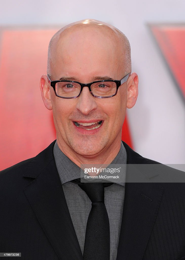 Peyton Reed attends the European Premiere of Marvel's 'Ant-Man' at Odeon Leicester Square on July 8, 2015 in London, England.