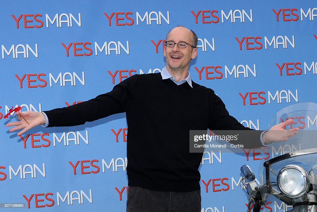 Peyton Reed Attends The Photocall Of Movie Yes Man In Rome News