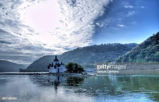 Pfalzgrafenstein Castle - Germany