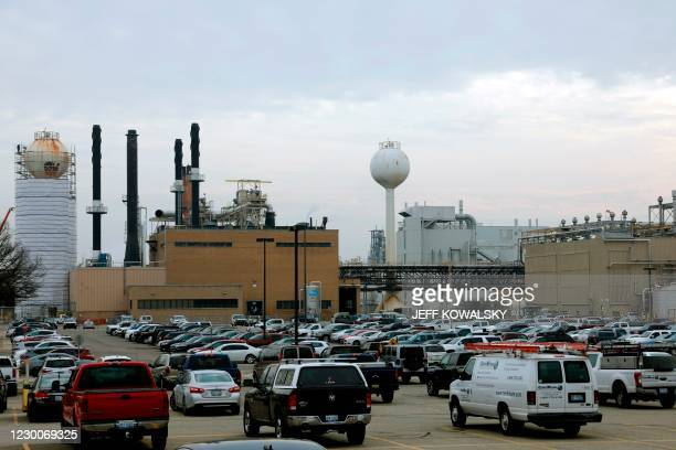 Pfizer's Global Supply facility in Kalamazoo, Michigan, on December 11, 2020. - The facility is producing Pfizer's Covid-19 vaccine. The US could...
