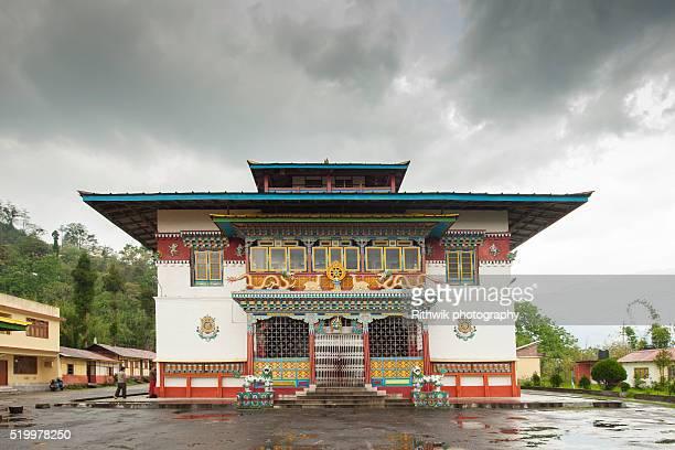 Phadong monastery