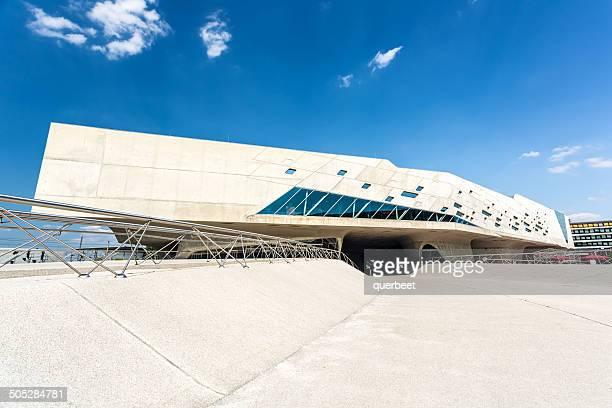 Phaeno, Science Center in Wolfsburg