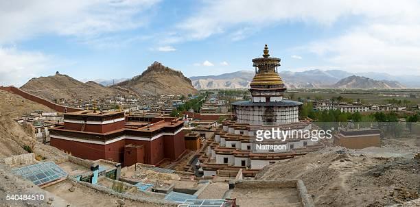 Phalkor Monastery in Tibet