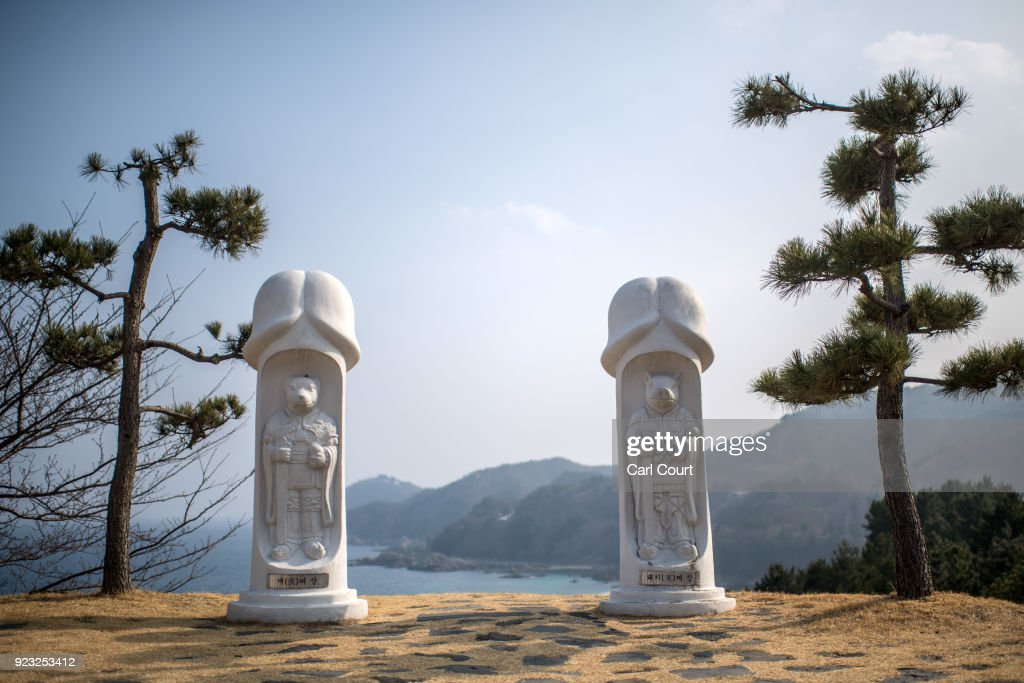 South Korea's Penis Park