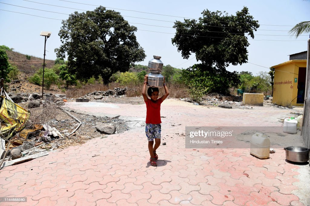 IND: Water Crisis Worsens In Maharashtra, 800 More Villages Need Tankers