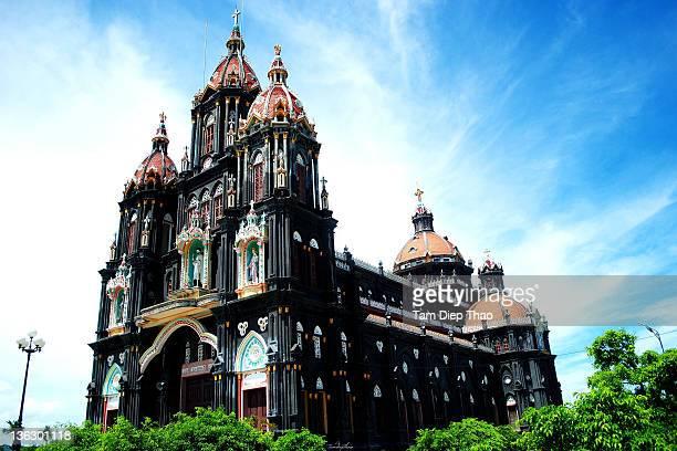 phancisco cathedral - ナムディン ストックフォトと画像