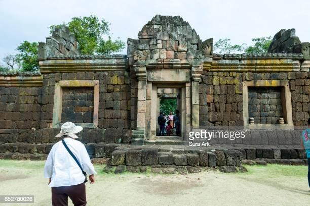 Phanom Rung Historical Park, Buriram, Thailand.