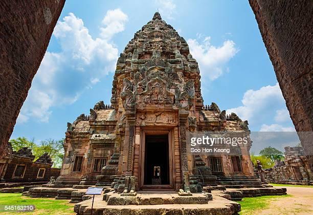 Phanom Rung Historical Park of Buriram, Thailand