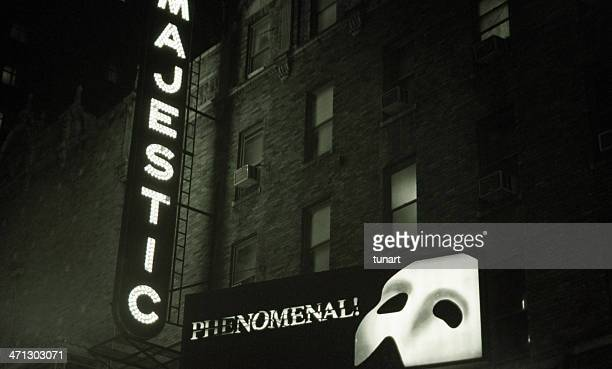 Phantom Of The Opera, New York City, USA