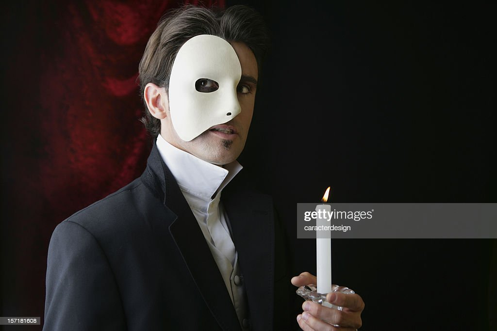 Phantom of the Opera : Stock Photo