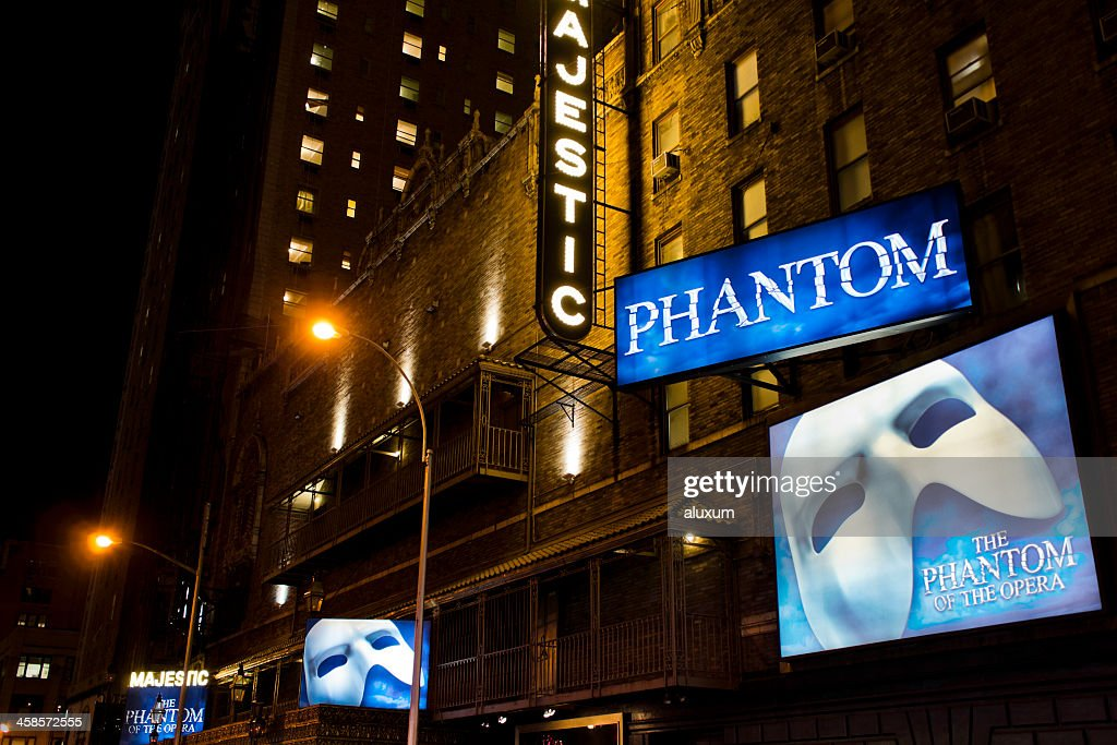 Phantom of the Opera : Stock Photo
