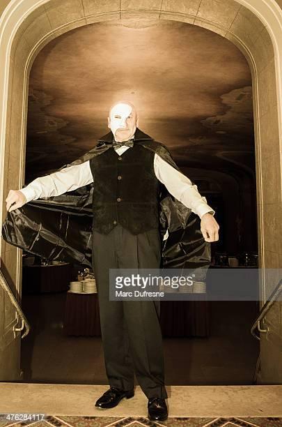 ファントム - オペラ座の怪人 ストックフォトと画像