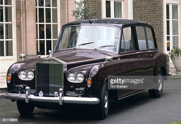 Phantom Vi Rolls Royce Official Car Given To Queen Elizabeth As A Gift For Her Silver Jubilee In 1977