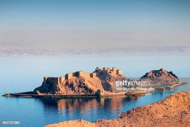 Pharaoh's Island, Taba, Egypt.
