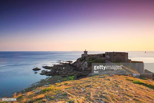 Phare de Kermorvan (Lighthouse Kermovan), Finistere/ Brittany/ France