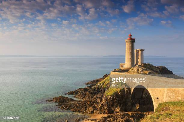 Phare du Petit Minou (Minou Lighthouse), France/ Brittany/ Finistere
