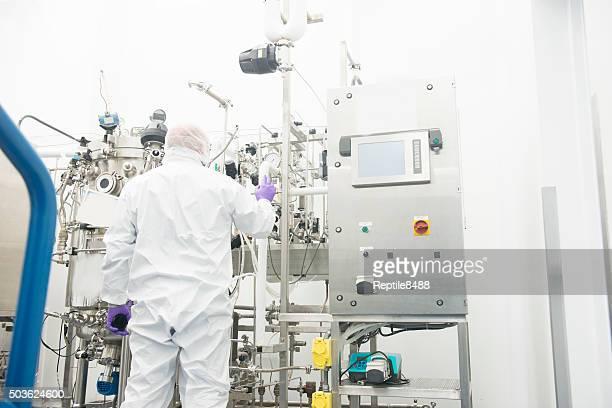 Pharmaceutical Formulierung Wissenschaftler
