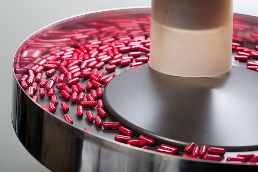 pharmaceutical production line 1031880380