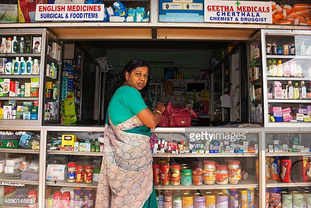 pharmacy in kerala - kochi india stock pictures, royalty-free photos & images