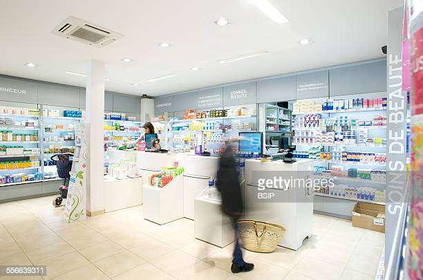 Pharmacy Pharmacy du Centre in Draveil France
