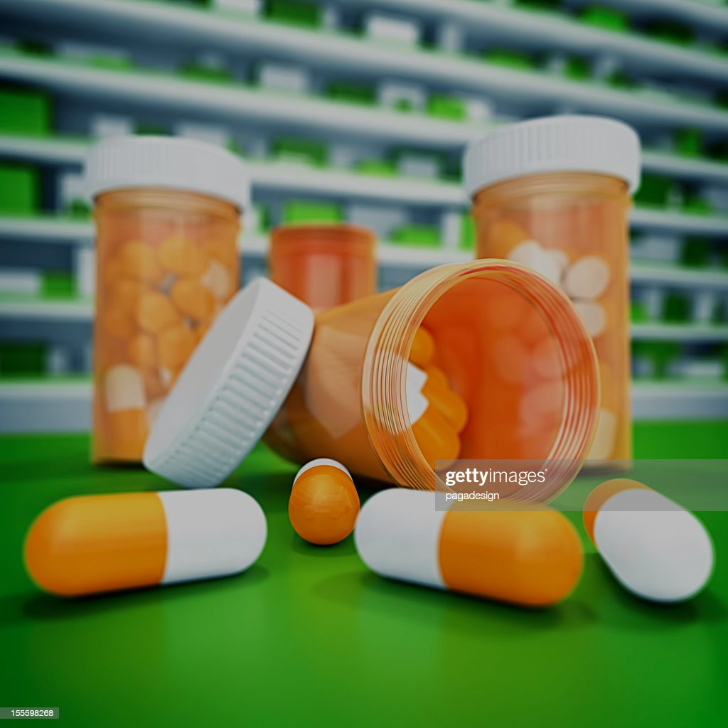 pharmacy : Stock Photo