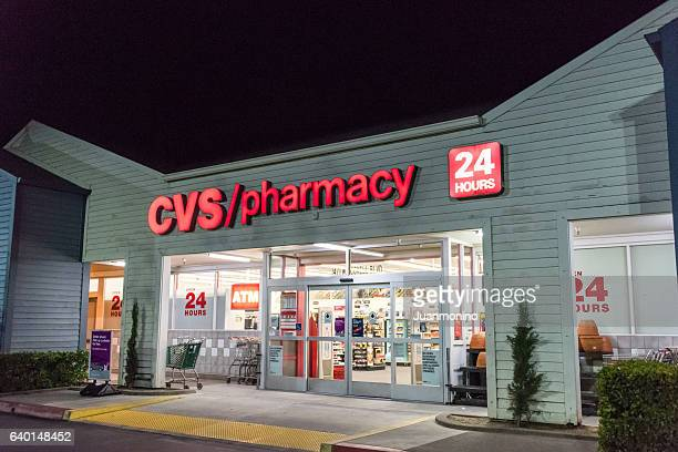 cvs pharmacy - convenience store stock photos and pictures