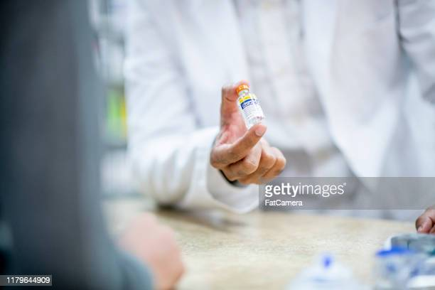 pharmacy stock photo - insulin stock pictures, royalty-free photos & images