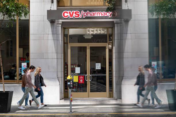 CA: CVS Health Locations Ahead Of Earnings Figures