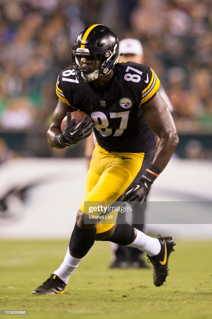 Pittsburgh Steelers v Philadelphia Eagles : News Photo