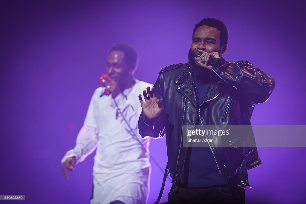 yasiin bey & Friends In Concert - New York, NY : News Photo