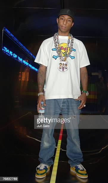 Pharrell Williams of N*E*R*D