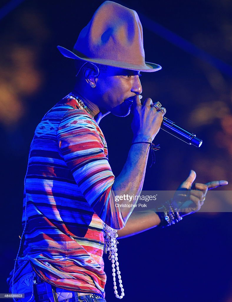 2014 Coachella Valley Music and Arts Festival - Day 2 : News Photo