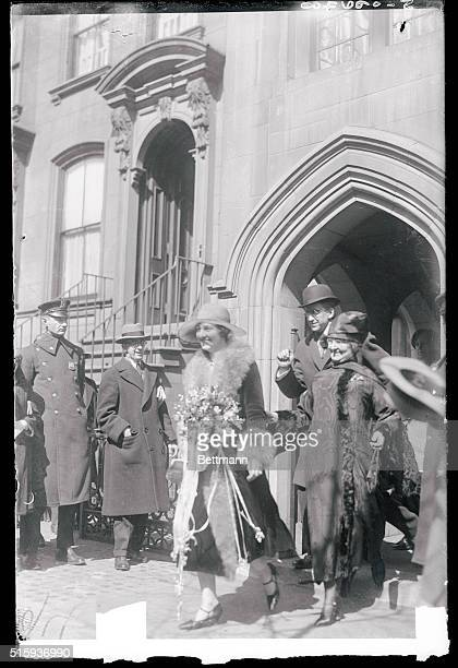 JG Phelps and Miss Lettice Sands were married in New York City on March 13th Mr Stokes millionaire philanthropist was at one time an active Socialist...