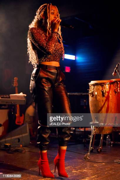 Phern performs onstage at HEADS Music during the 2019 SXSW Conference and Festivals on March 14 2019 in Austin Texas