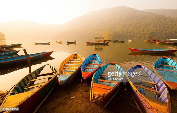 Phewa Lake, Pokhara.