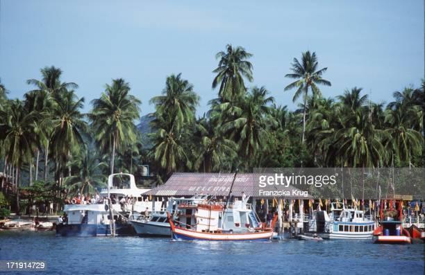 Romantisches Reiseziel In Thailand