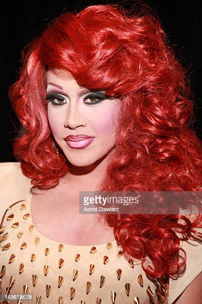 Phi Phi O'Hara attends the RuPaul's Drag Race Season 4 Finale Viewing Party at XL Nightclub on April 30 2012 in New York City
