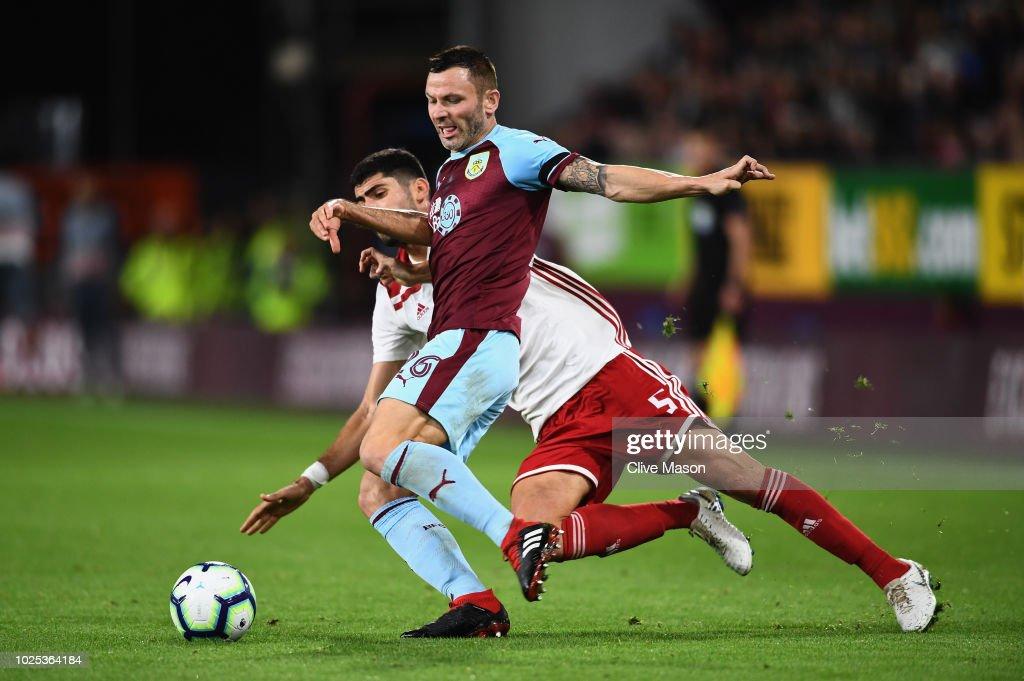 Burnley v Olympiakos - UEFA Europa League Qualifing Play-Off: Second Leg