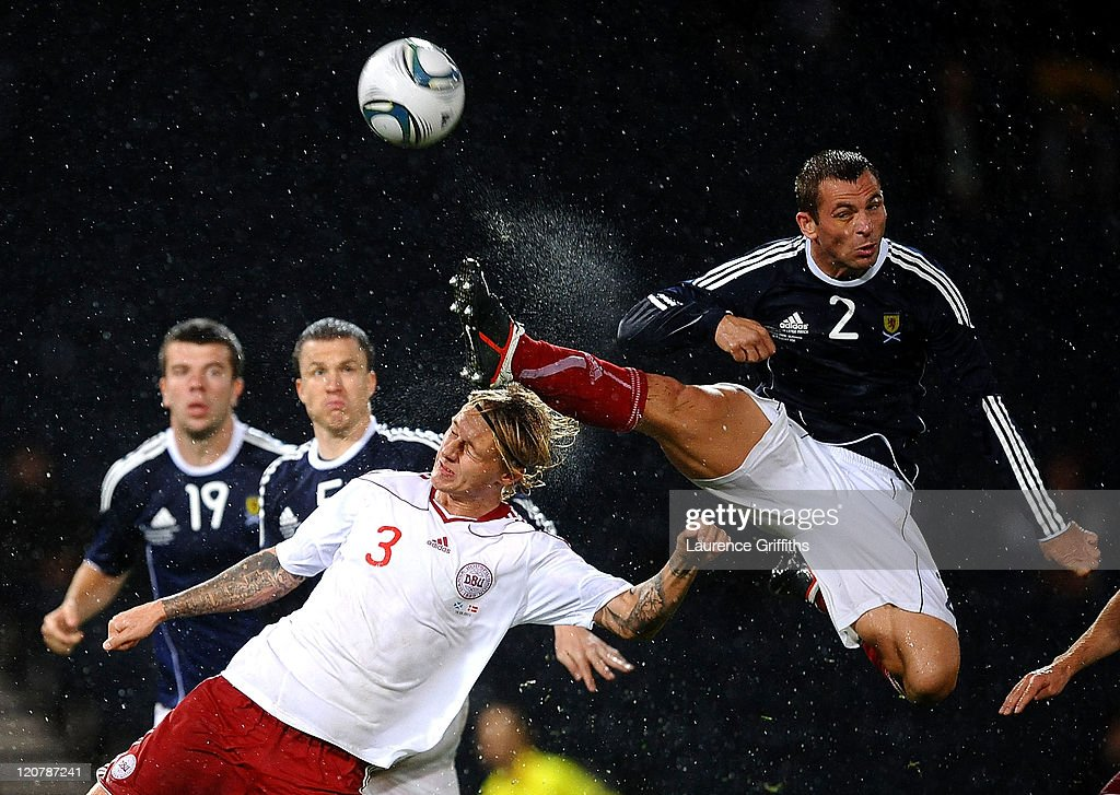 Scotland v Denmark - International Friendly