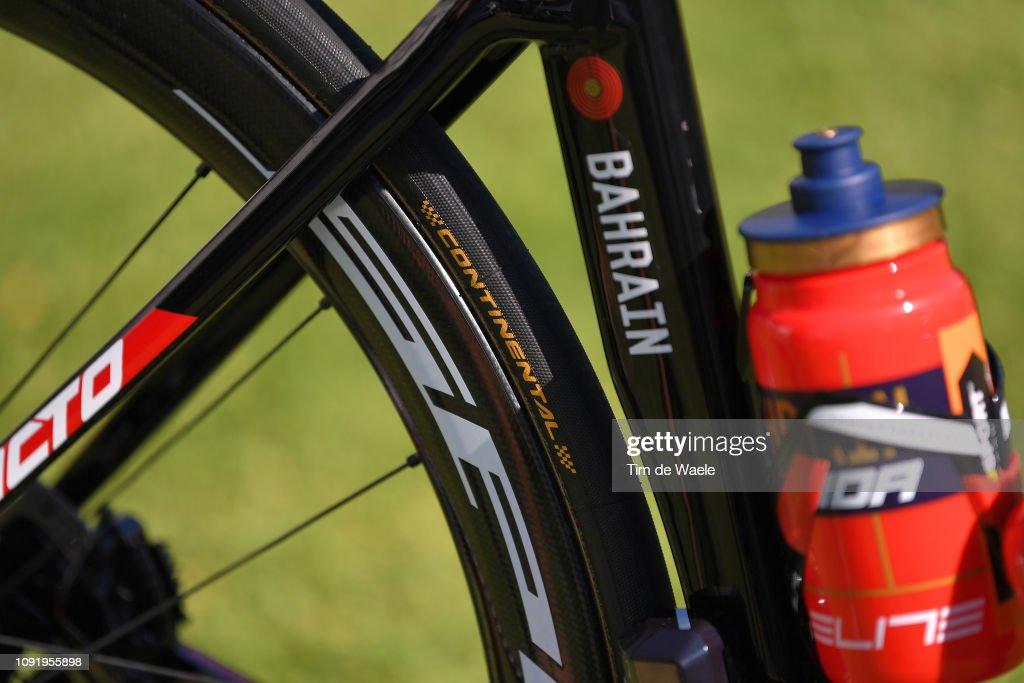 Phil Bauhaus of Germany and Team Bahrain-Merida / Merida Bike Team