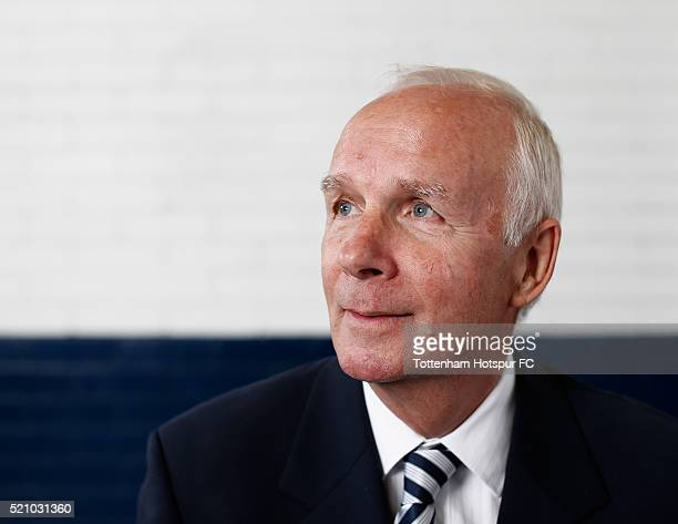 Phil Beal poses at White Hart Lane on August 29 2015 in London England