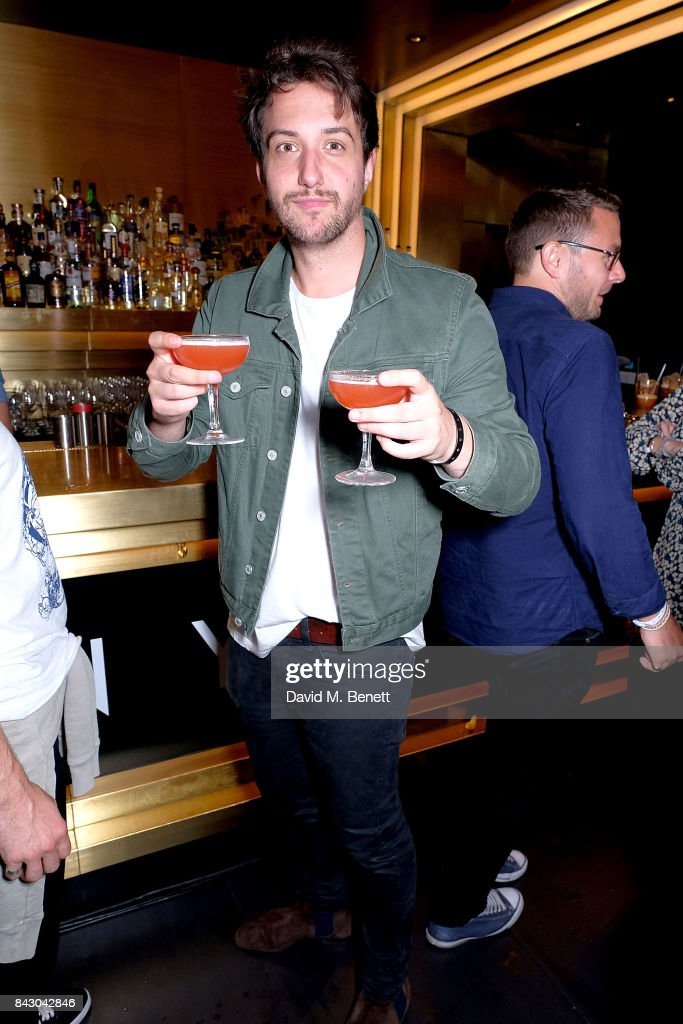 Phil Blake from Nothing But Thieves attends the Destiny 2 launch event on PlayStation 4. Available from Wednesday 6th September 2017 #Destiny2 at Mondrian Hotel on September 5, 2017 in London, England.