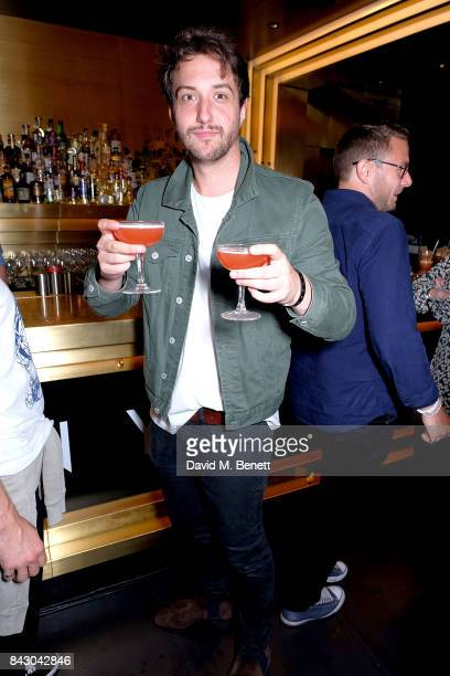 Phil Blake from Nothing But Thieves attends the Destiny 2 launch event on PlayStation 4 Available from Wednesday 6th September 2017 #Destiny2 at...