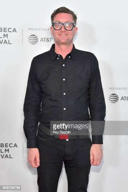 Phil Brough attends the Shorts Program Fire in Cardbord City during the 2018 Tribeca Film Festival at Regal Battery Park 11 on April 21 2018 in New...