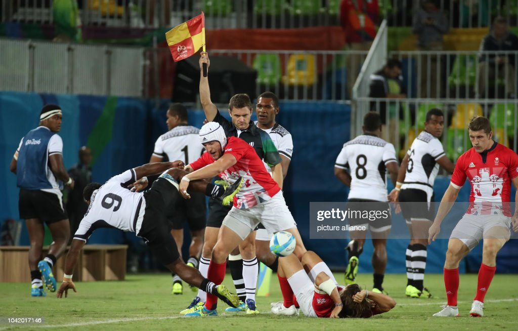 Olympic Games 2016 Rugby Sevens : News Photo
