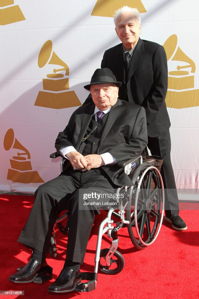 Phil Chess attends the Recording Academy's Special Merit Awards ceremony held at The Wilshire Ebell Theatre on February 9, 2013 in Los Angeles, California.