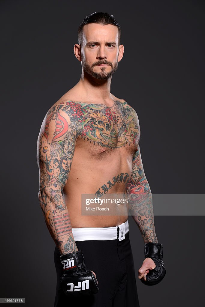 UFC Fighter Portraits : News Photo